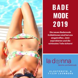 Bademode 2019