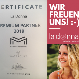 Wir sind Premiumpartner der Maryan Beachwear Group